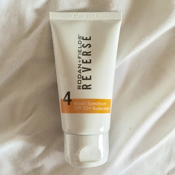 Rodan & Fields Other - REVERSE BROAD SPECTRUM SPF 50+ SUNSCREEN SEALED